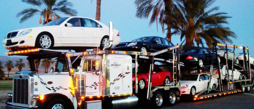 car transport hauler